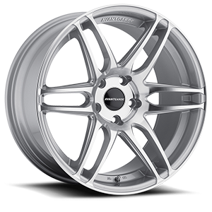 M368 Machine Silver 5 lug