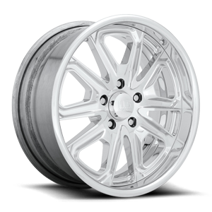 MANDALAY - U358 Polished 5 lug