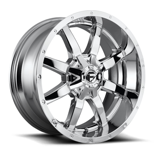 Fuel 1-Piece Wheels Maverick - D536