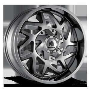 Mayhem Wheels 8106 Hatchet