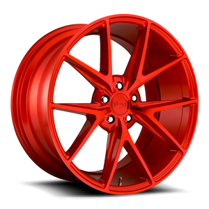 Misano - M186 Candy Red 5 lug