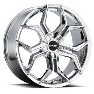MKW M121 5 Chrome