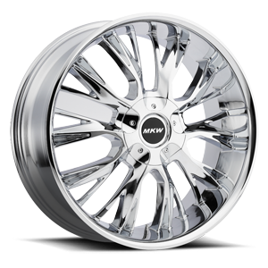 MKW M122 5 Chrome