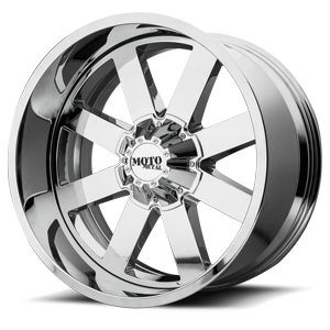 MO200 Chrome 6 lug