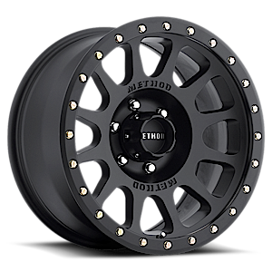 MR305 - NV 6 Matte Black