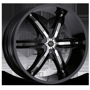 Milanni Wheels 460 Bel Air 6