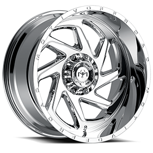 426 Morph Chrome 8 lug