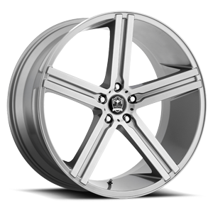 Motiv Luxury Wheels 418 Melbourne 5 Anthracite