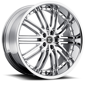 No33 Chrome 5 lug