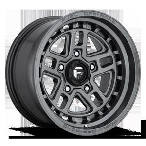 Fuel 1-Piece Wheels Nitro 5 - D668