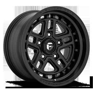 Fuel 1-Piece Wheels Nitro 5 - D667