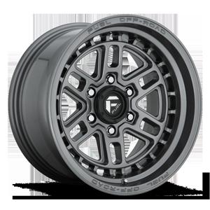 Fuel 1-Piece Wheels Nitro 6 - D668