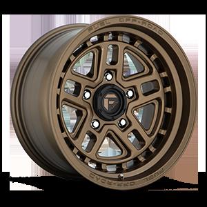 Fuel 1-Piece Wheels Nitro 5 - D669