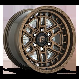 Fuel 1-Piece Wheels Nitro 6 - D669