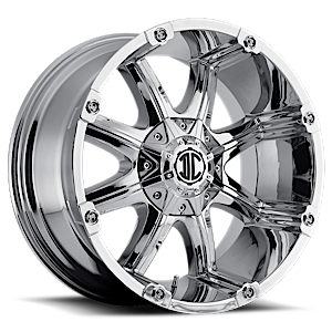 NX-3 Chrome 8 lug