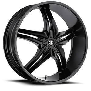 2 Crave Alloys No15 6 Matte Black