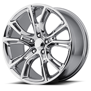 137 Chrome 5 lug