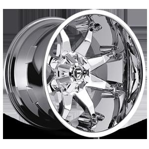Fuel Deep Lip Wheels Octane - D508