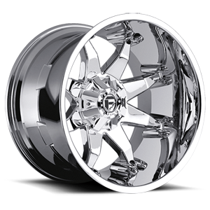 Octane - D508 Chrome 6 lug