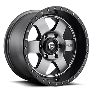 Fuel 1-Piece Wheels Podium - D619