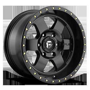 Fuel 1-Piece Wheels Podium - D618