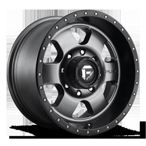 Fuel 1-Piece Wheels Podium - D619