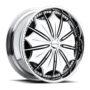 Presidential - S793 Chrome 5 lug