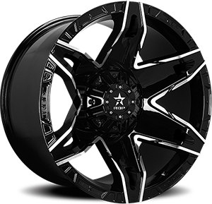 70R Quantum 8 Black Machined