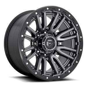 Fuel 1-Piece Wheels Rebel 8 - D680
