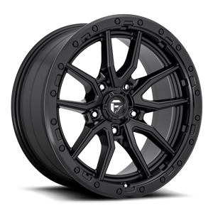 Fuel 1-Piece Wheels Rebel 5 - D679