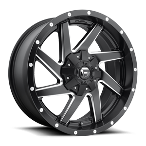 Fuel 1-Piece Wheels Renegade - D594