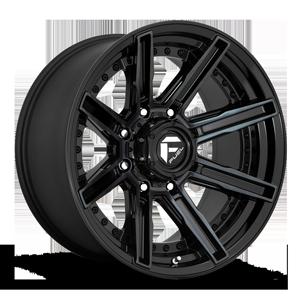 Fuel 1-Piece Wheels Rogue - D708