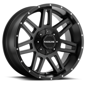 931B Injector Satin Black 5 lug