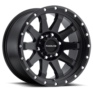 934 Clutch Satin Black 6 lug