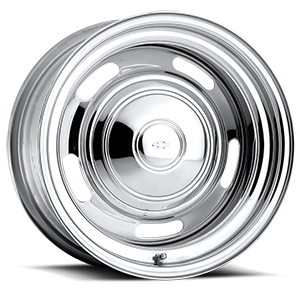 Rallye (Series 57) Chrome 5 lug