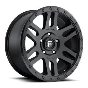 Fuel 1-Piece Wheels Recoil - D584