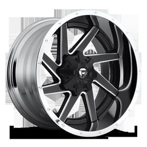 Fuel 2-Piece Wheels Renegade - D264