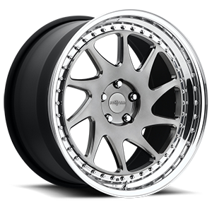 OZT Candy Black 5 lug
