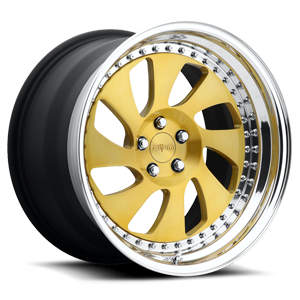 WRW Brushed Gold 5 lug
