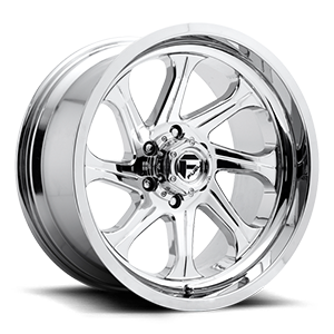 Seeker - D677 Chrome 6 lug
