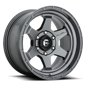 Fuel 1-Piece Wheels Shok - D665