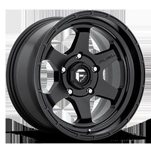Fuel 1-Piece Wheels Shok - D664