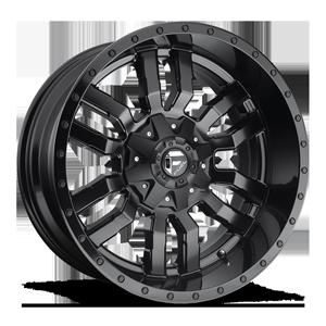 Fuel 1-Piece Wheels Sledge - D596