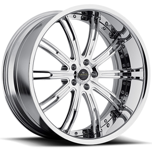 SV47-S Chrome 5 lug