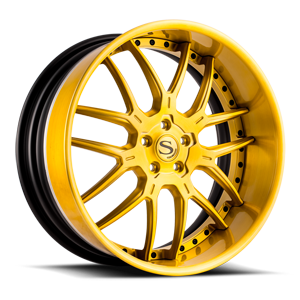 Savini Forged SV63-XLT 5 Brushed Gold