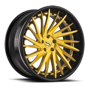 Savini Forged SV64-L 5 Brushed Gold
