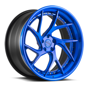 Savini Forged SV67-L 5 Brushed Blue
