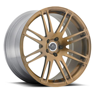SV9-M Brushed Bronze 5 lug