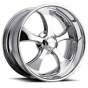 Americana Polished 5 lug