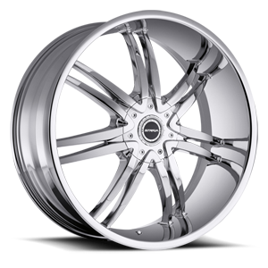 Diablo Chrome 5 lug